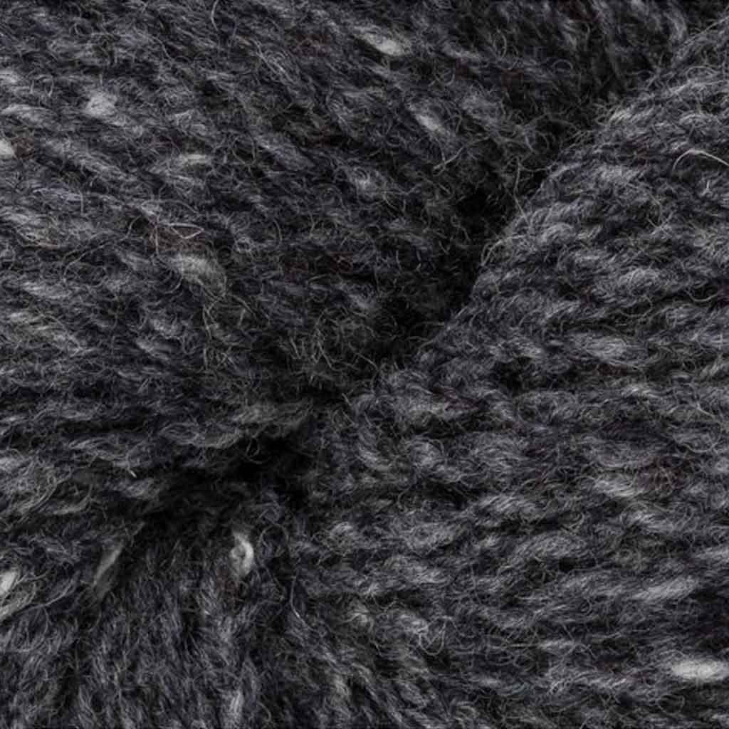 Rowan Valley tweed tmavě šedá