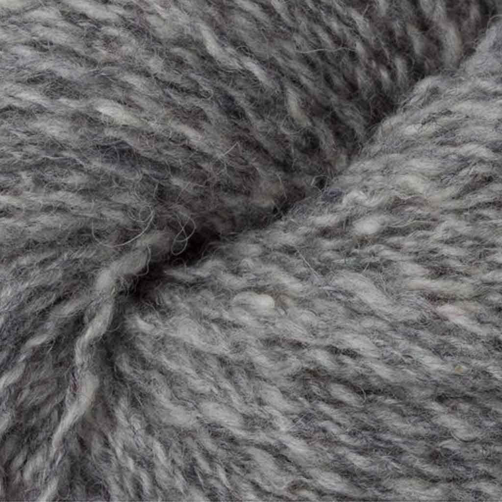 Rowan Valley tweed světle šedá
