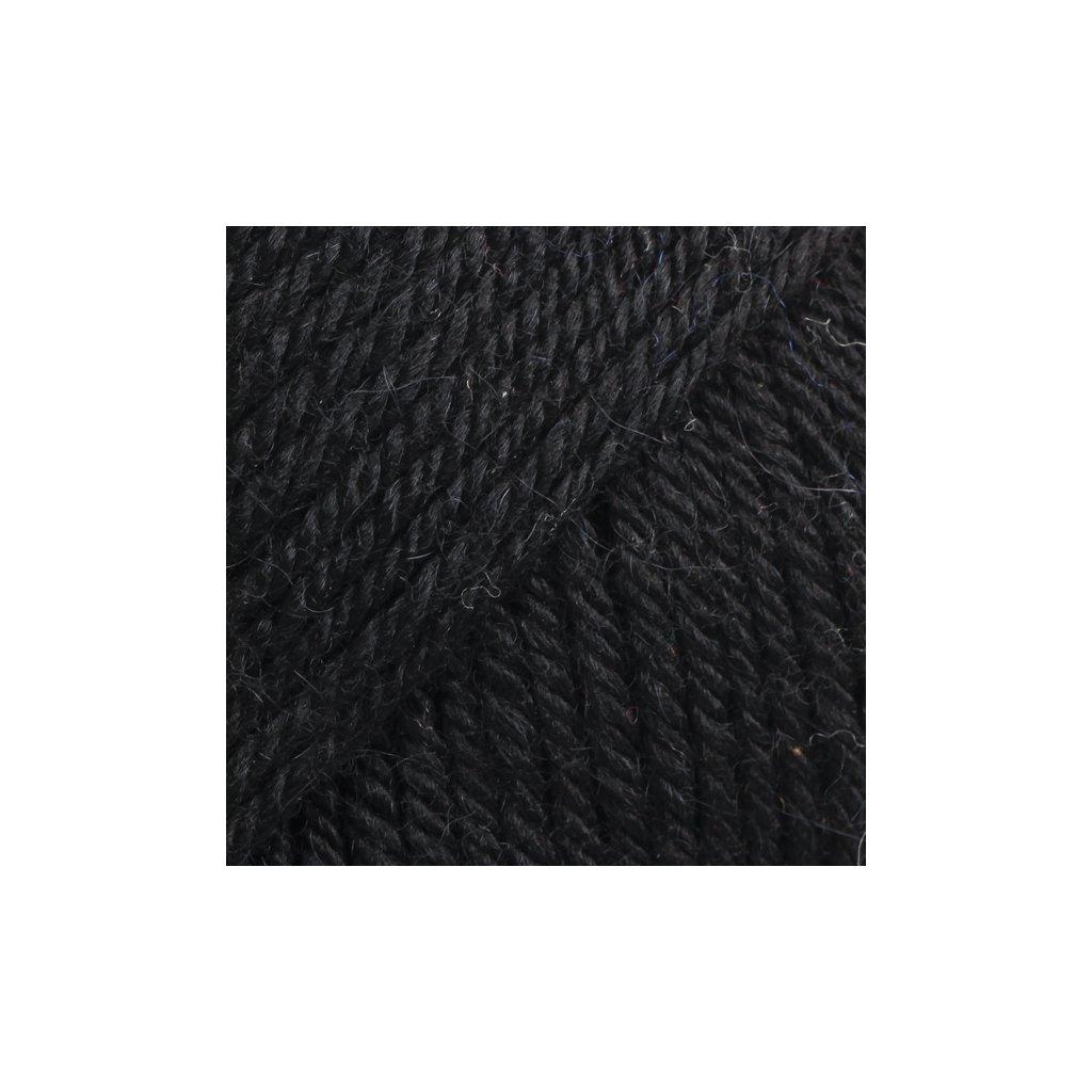 Drops Lima UNI 8903 - černá