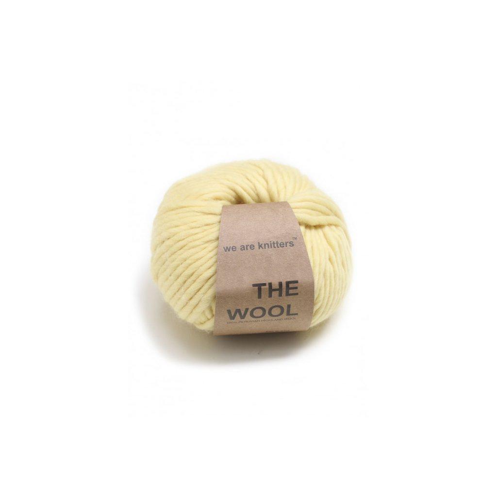 FR laine pelotes tricot jaune 1 WAK WOO 0184 0 1