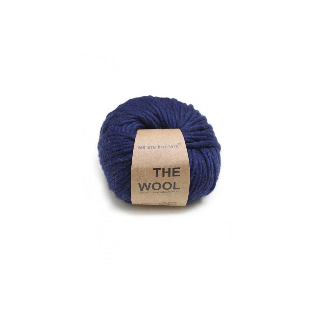 ES ovillos lana tejer azul marino 1 WAK WOO C820 0