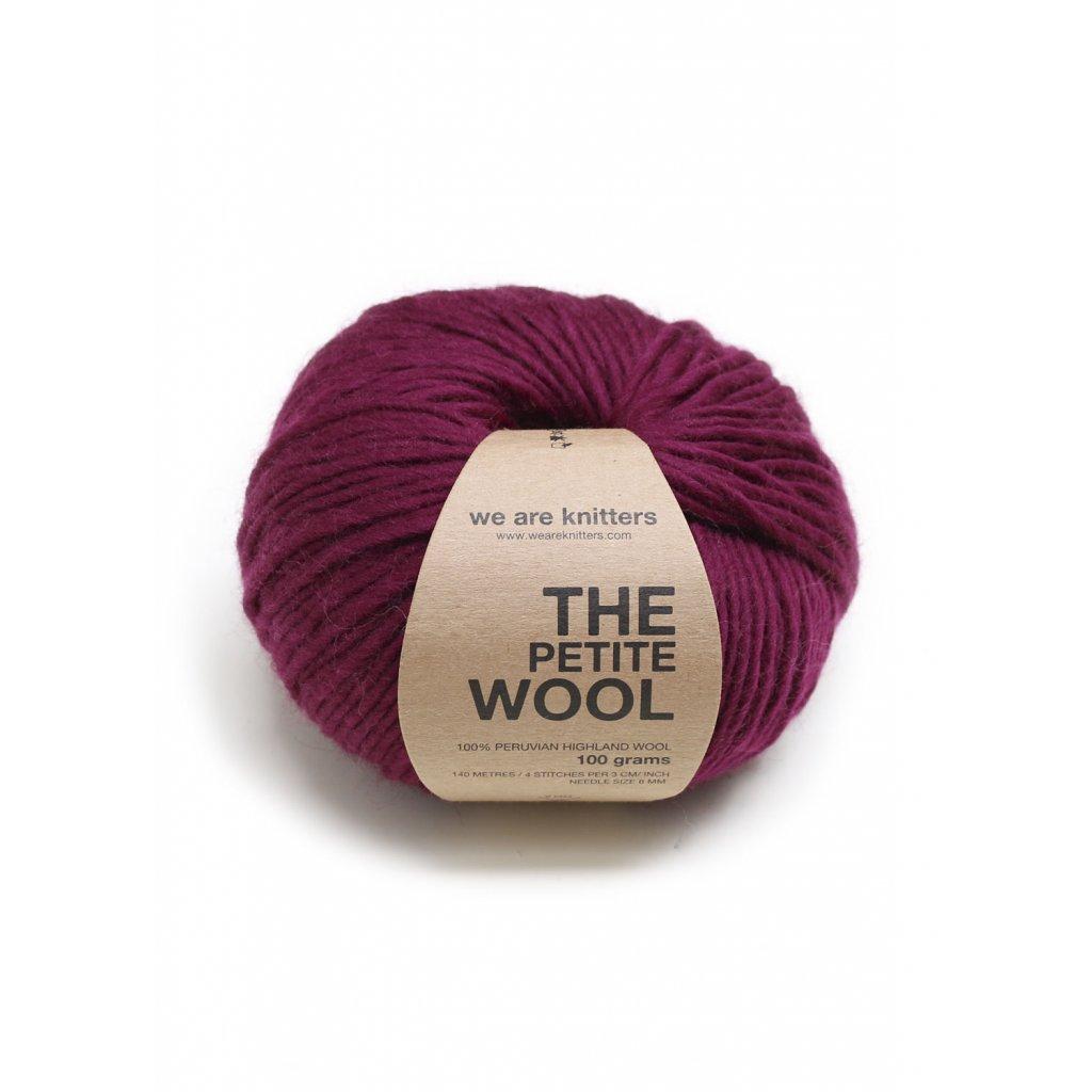 ES ovillos lana fina tejer vino 1 WAK PET 9961 0