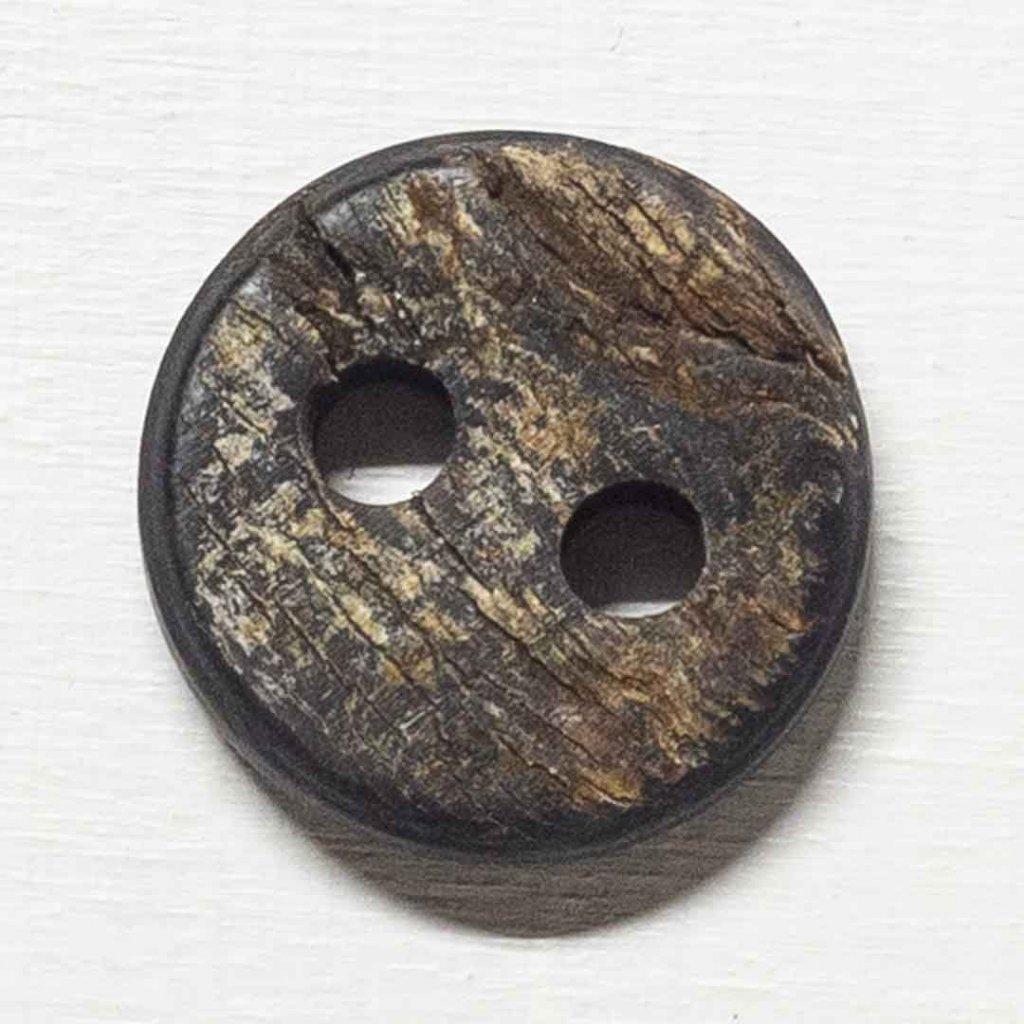 Knoflík Drops 536 - opalovaný 25 mm