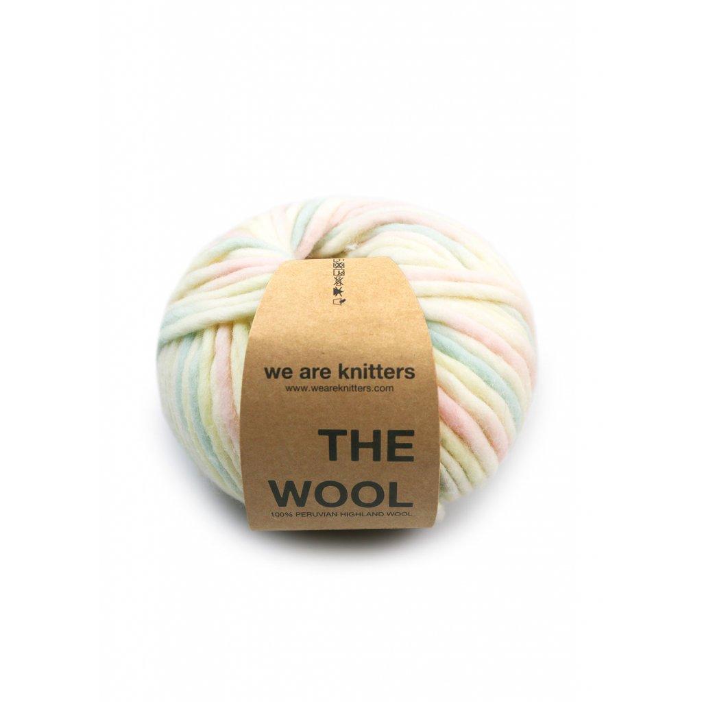 skein wool marshmallow EN 01