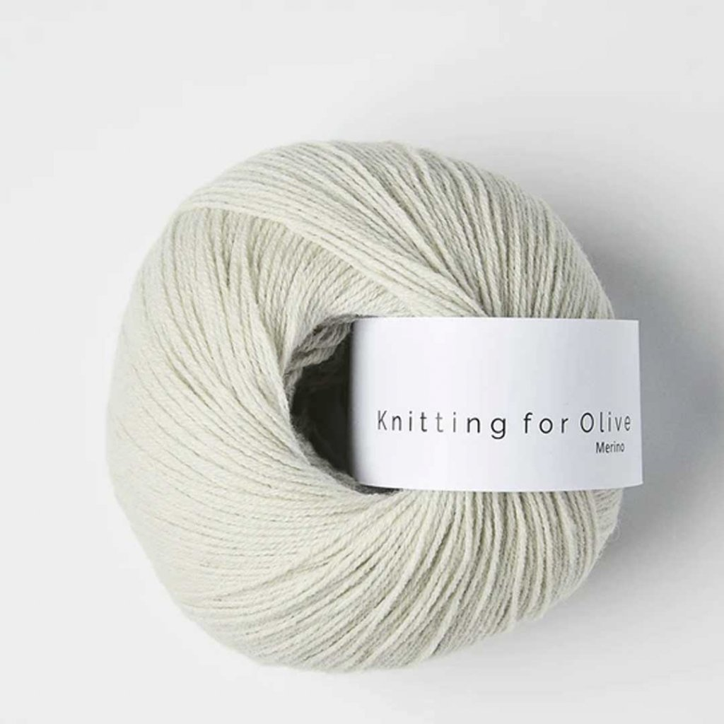 Knitting for Olive Merino - Putty