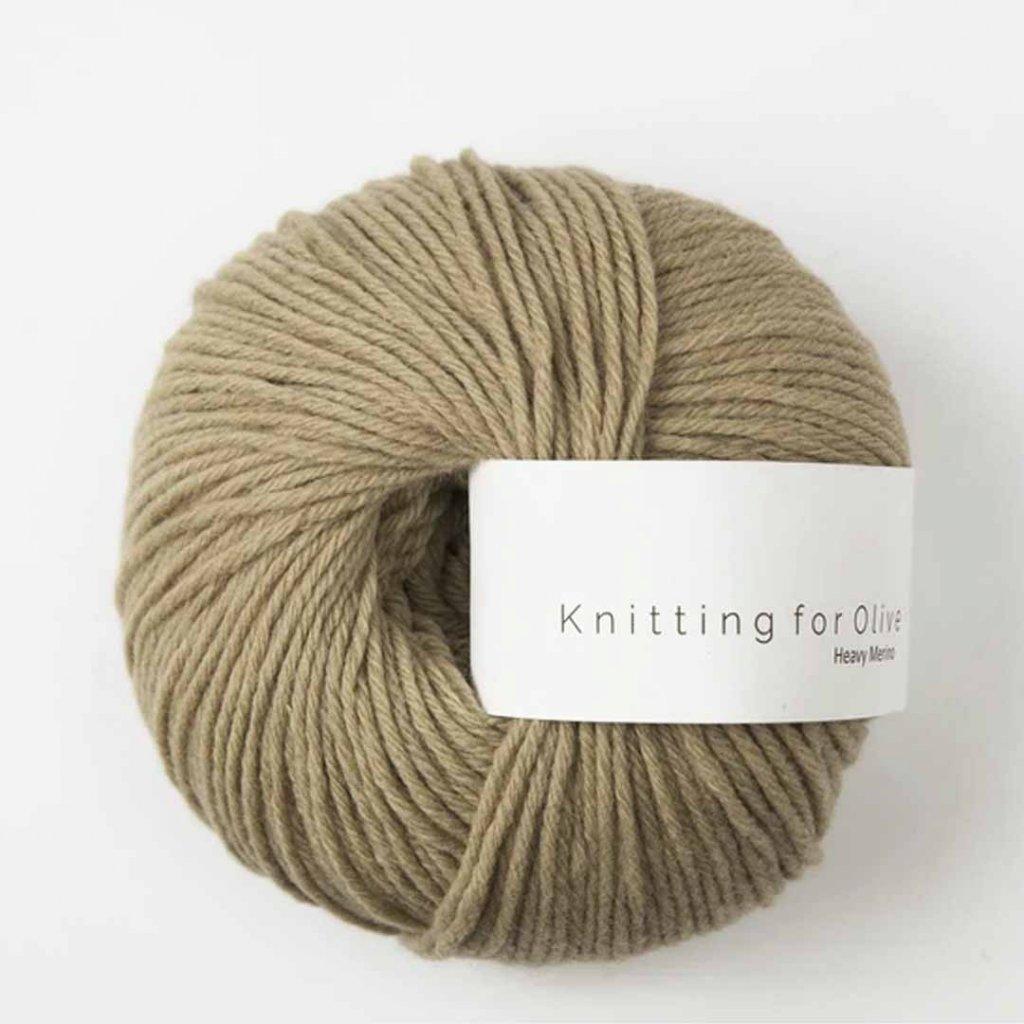 Knitting for Olive Merino - Trenchcoat