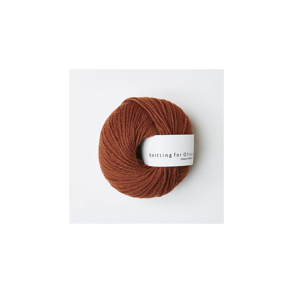 Knitting for olive HeavyMerino rust 0463 a4a56df5 0ddc 4421 91ac a64f460d1fa5 540x