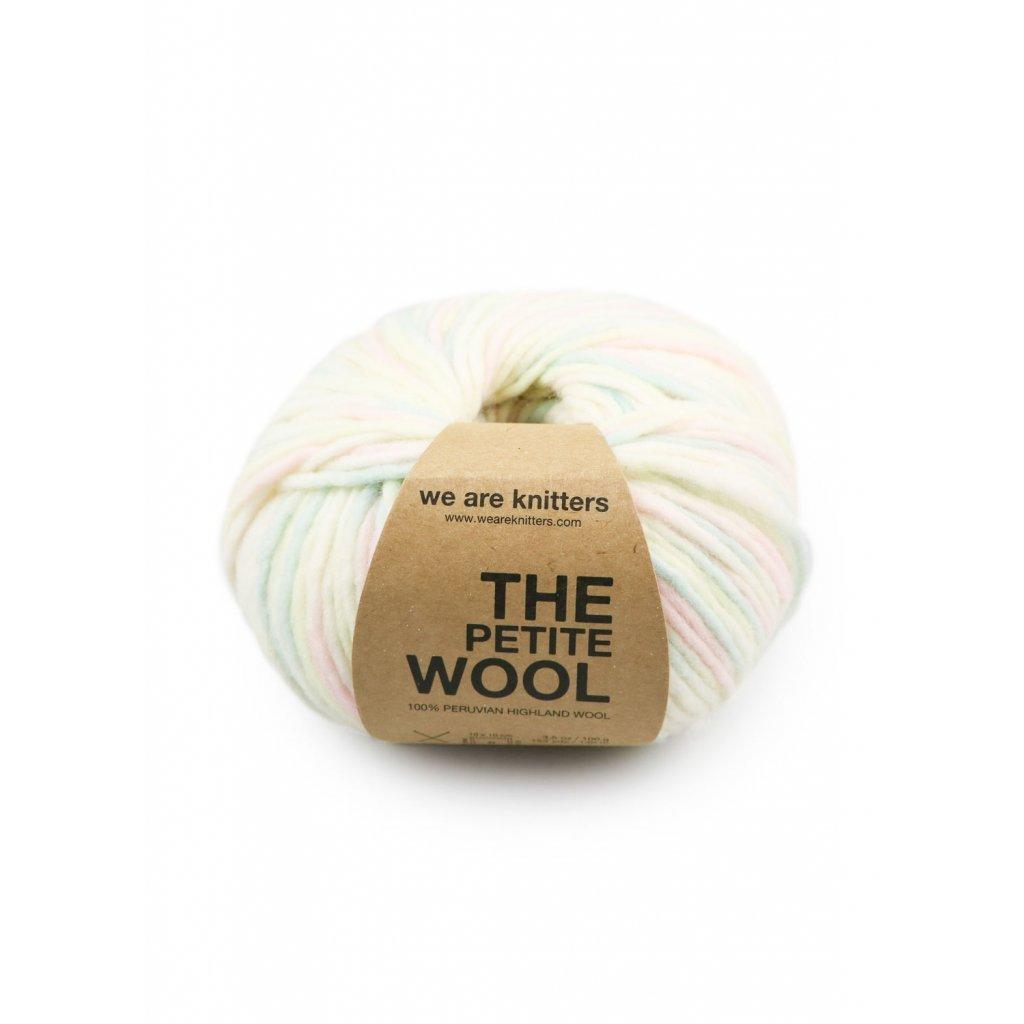 skeins knitting petite wool marshmallow EN 01