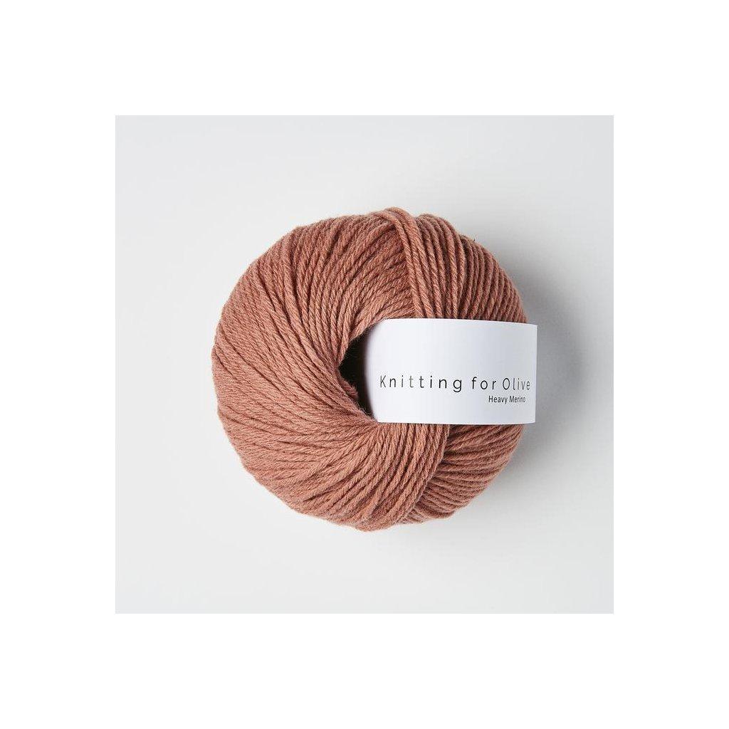 Knitting for olive heavymerino terracottarosa 5115 700x