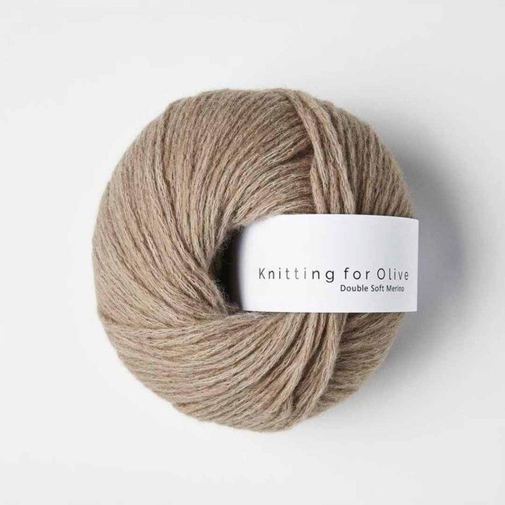 Knitting for Olive Double Soft Merino - Hazel