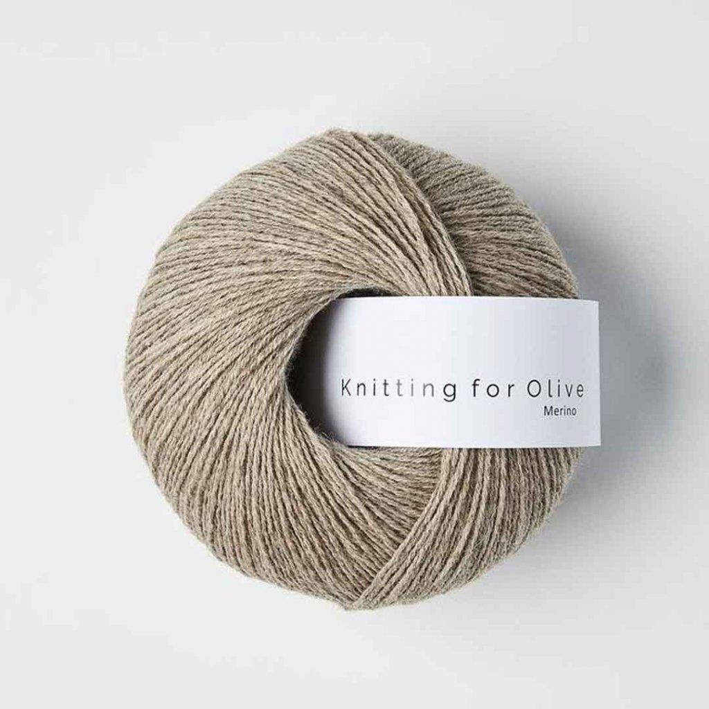 Knitting for Olive Merino - Oatmeal