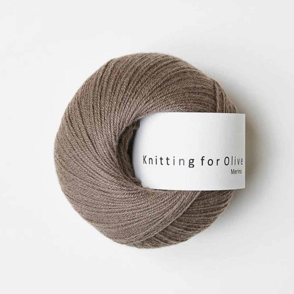 Knitting for Olive Merino - Hazel