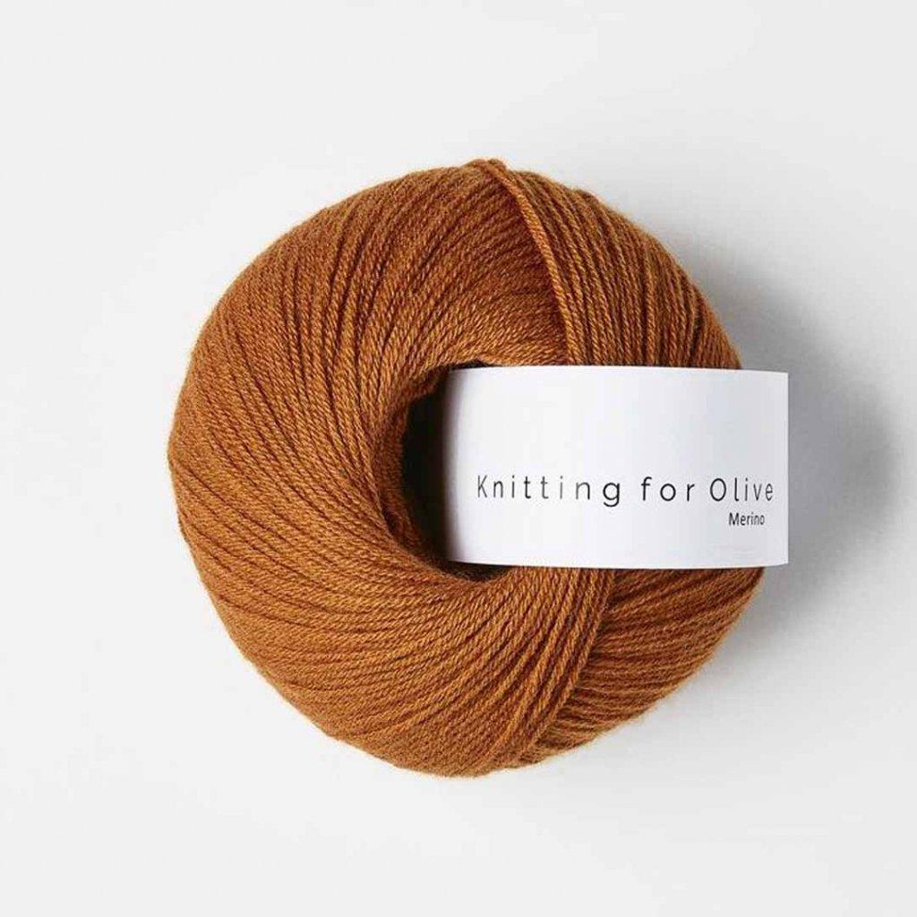 Knitting for Olive Merino - Autumn