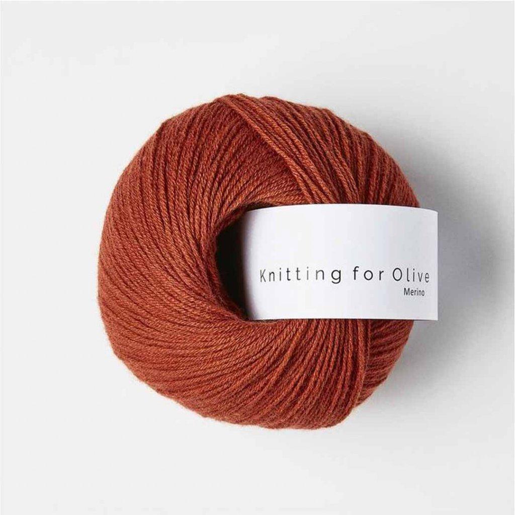 Knitting for Olive Merino - Robin