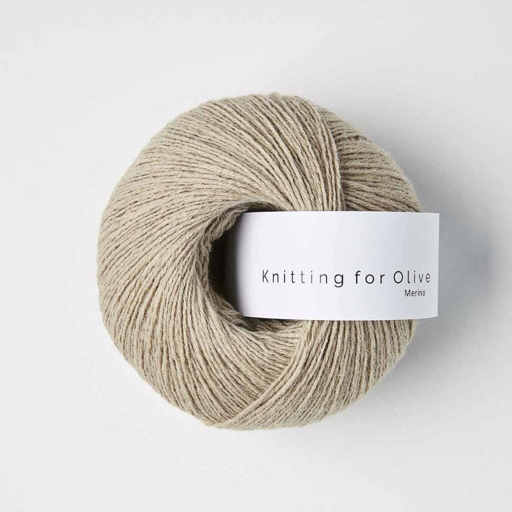 Knitting for Olive Merino - Nordic beach