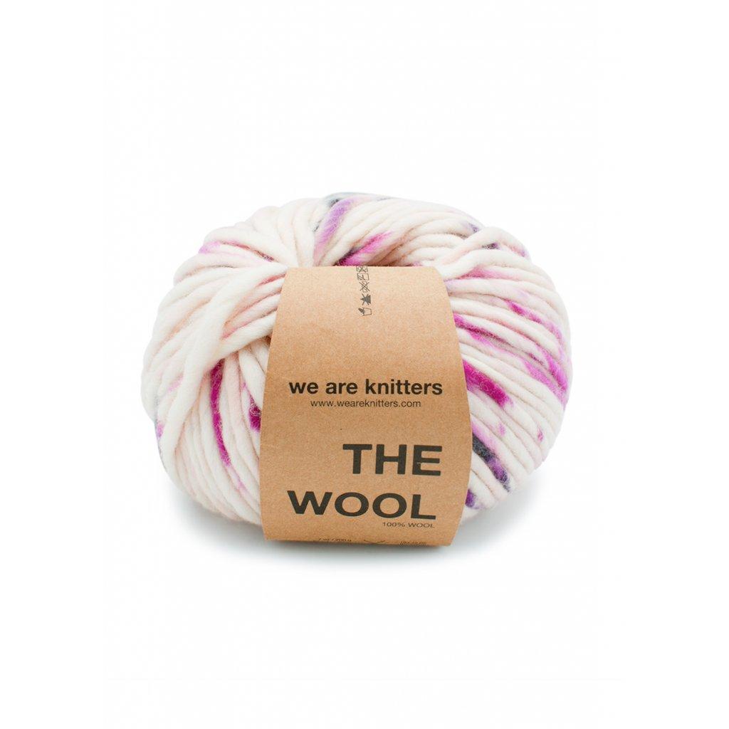 skeins knitting wool flamingo en 01