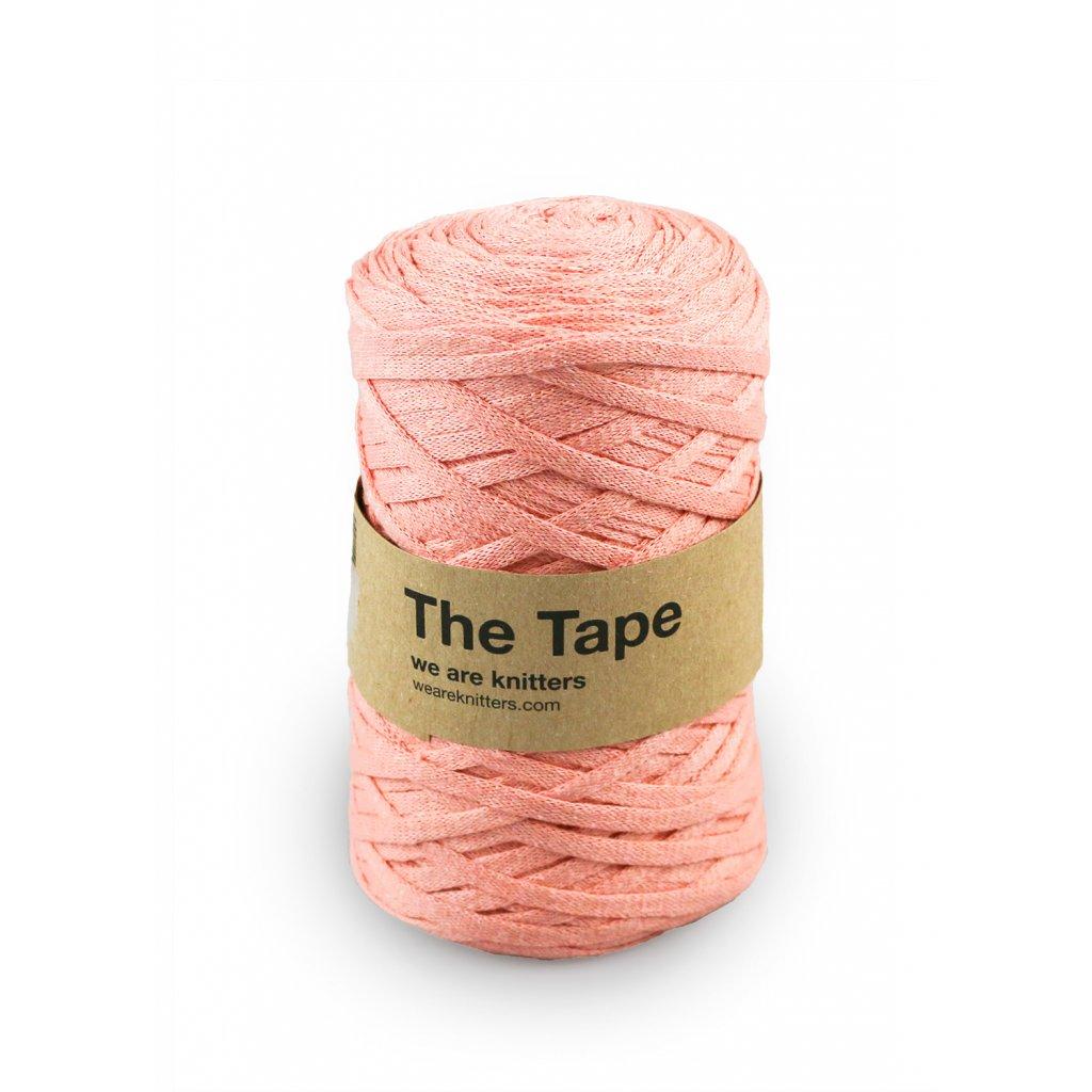 skein knitting tape Salmon EN 01