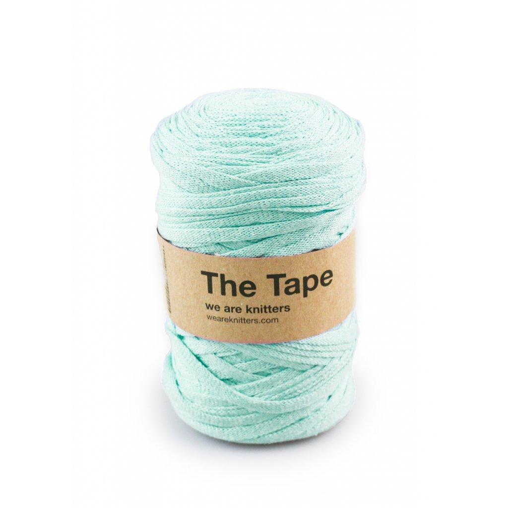 skein knitting tape Mint EN 01