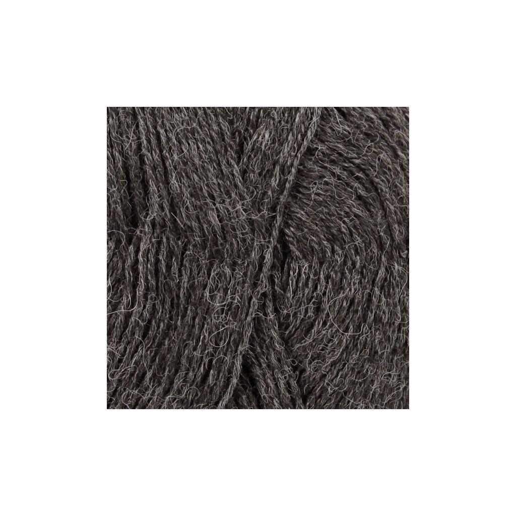 Drops Alpaca MIX 0506 - antracit