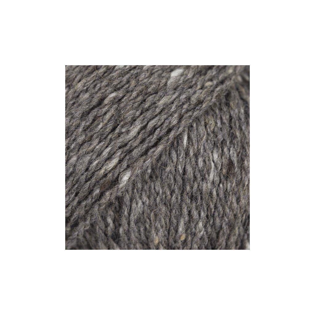 Drops Soft Tweed 08 - pepř