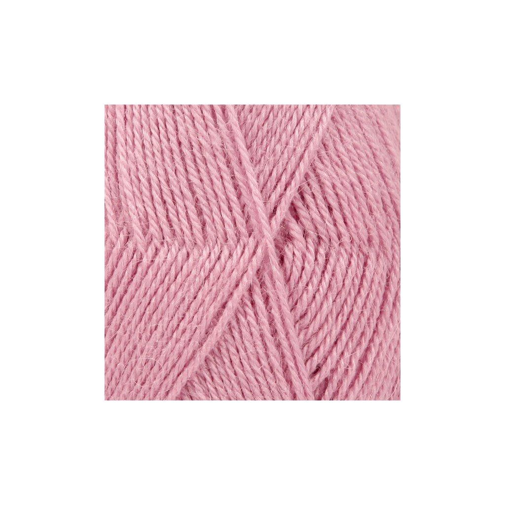 Drops Alpaca UNI 3720 - růžová