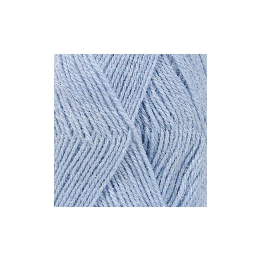 Drops Alpaca UNI 6205 - světlá modrá