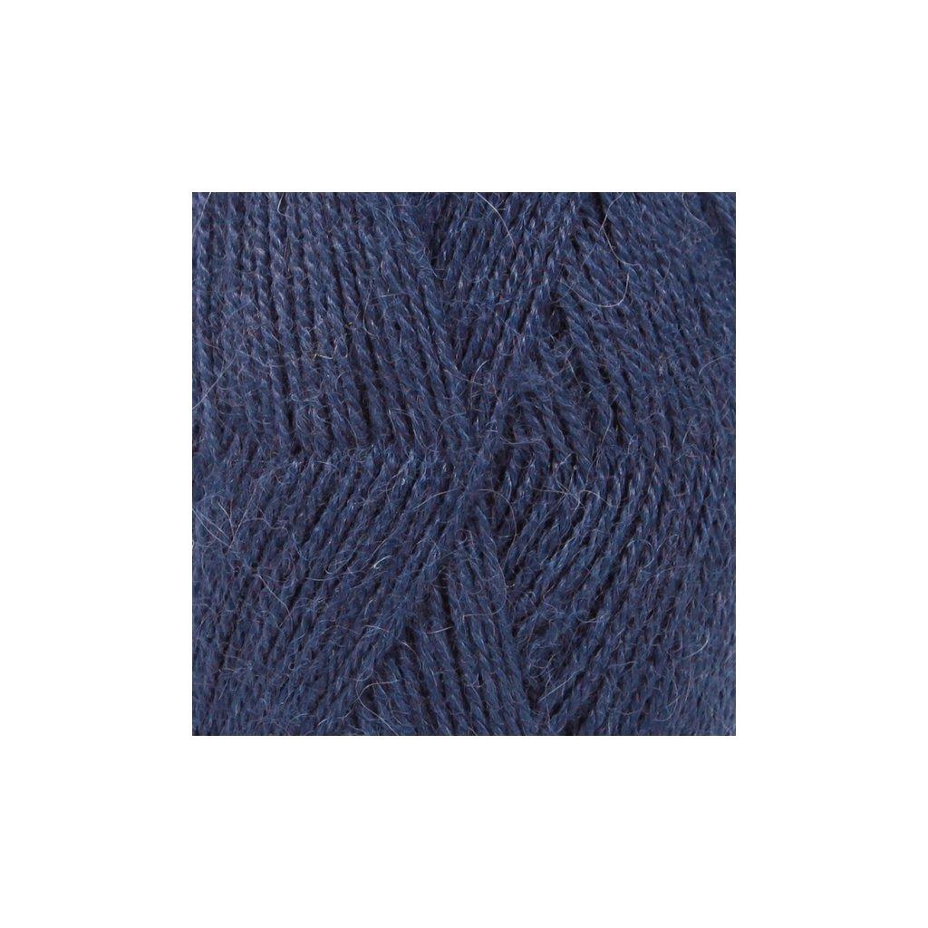 Drops Alpaca UNI 5575 - námořní modrá