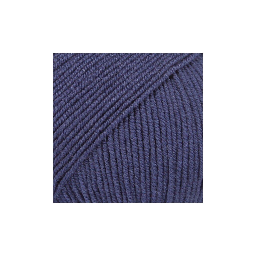 Drops Baby Merino 13 - navy modrá