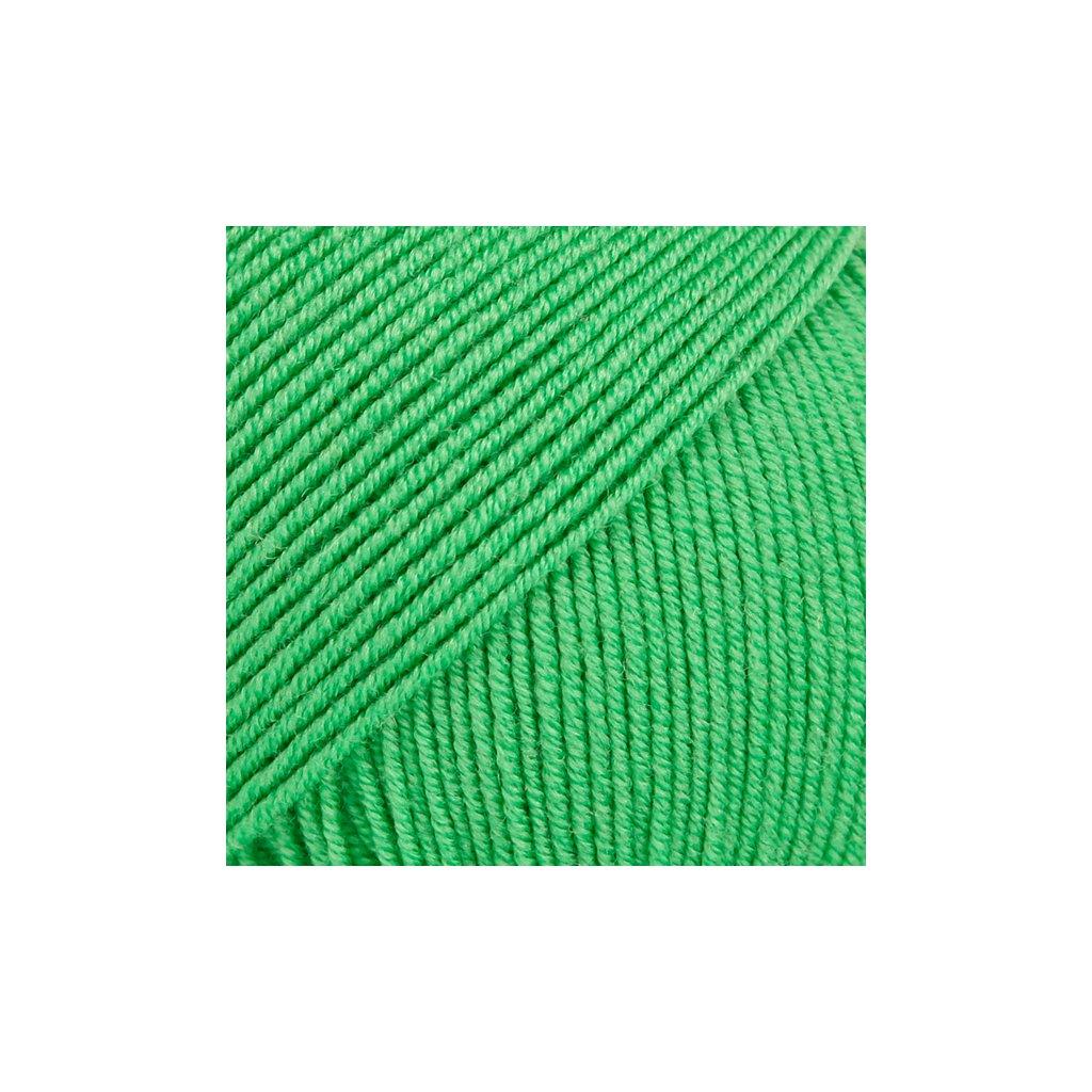 Drops Baby Merino 31 - zelená