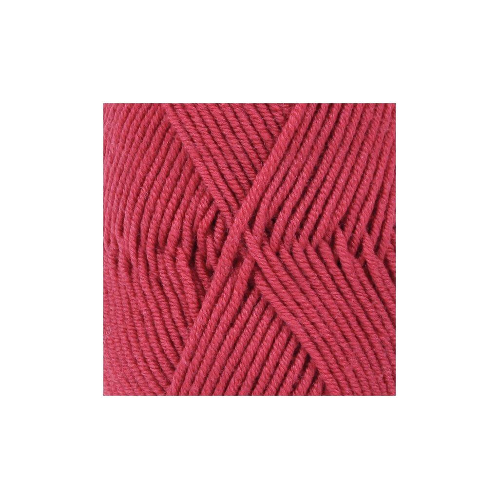 Drops Merino Extra Fine 32 - tmavě růžová