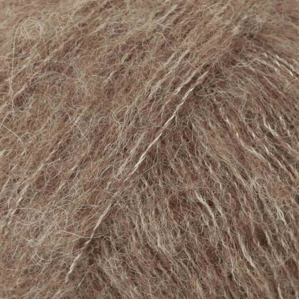 Brushed Alpaca Silk 05 - béžová