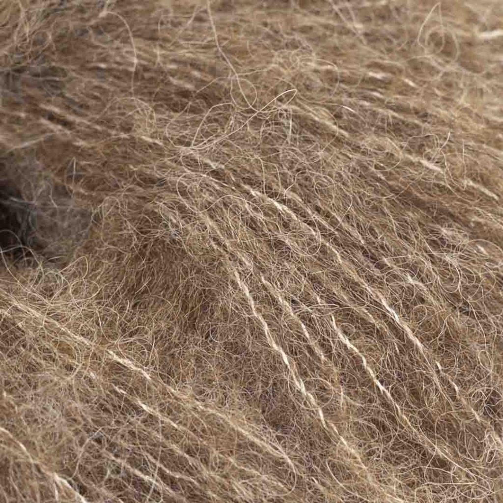 Drops Brushed Alpaca Silk 05 - béžová