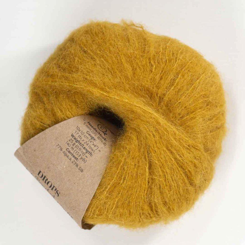 Drops Brushed Alpaca Silk 19 - kari