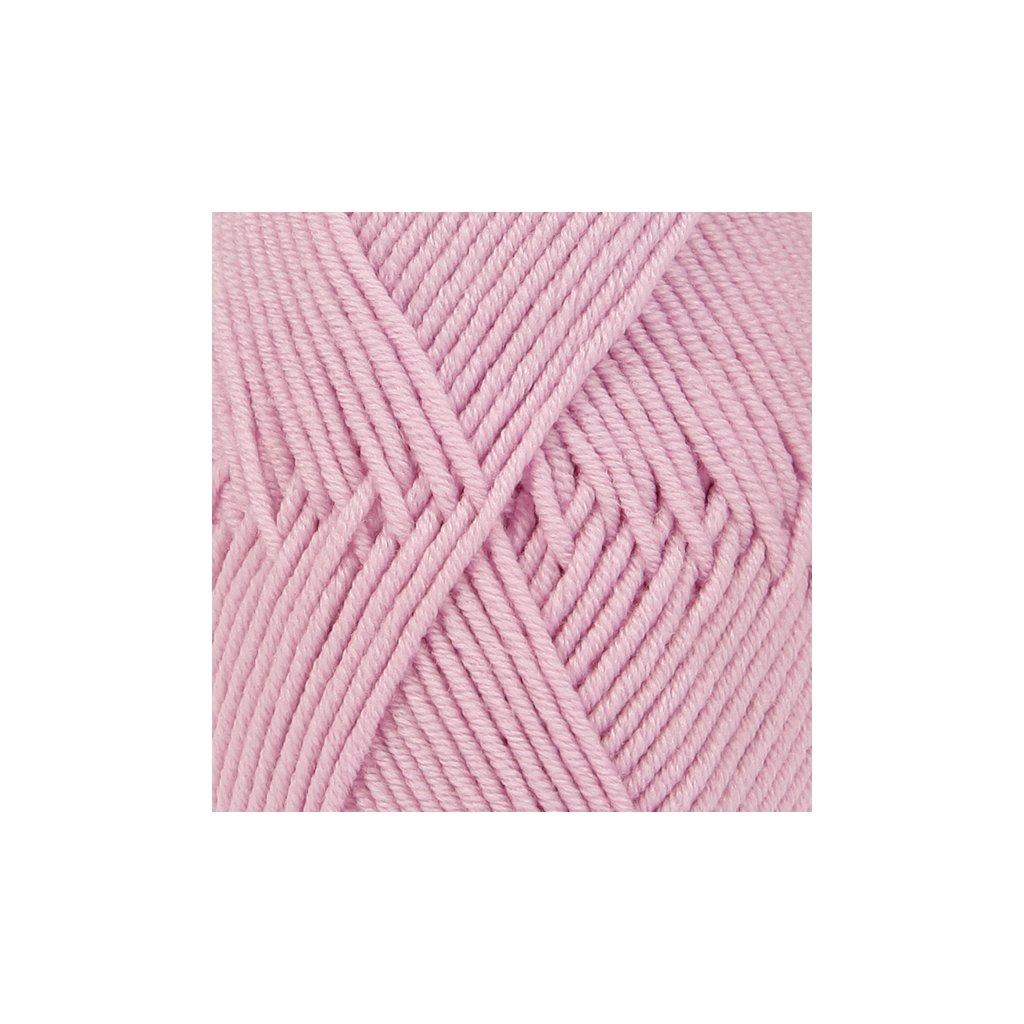 Drops Merino Extra Fine 16 - světle růžová