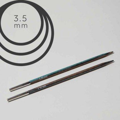 Jehlice kruhové výměnné 3.50 mm