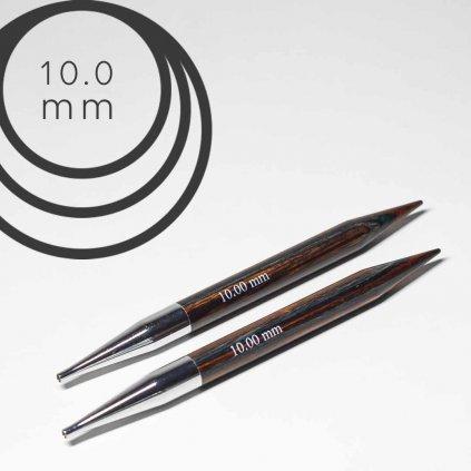 Jehlice kruhové 10.0mm