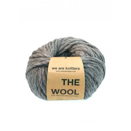 skeins yarn balls wool spotted dark grey 01