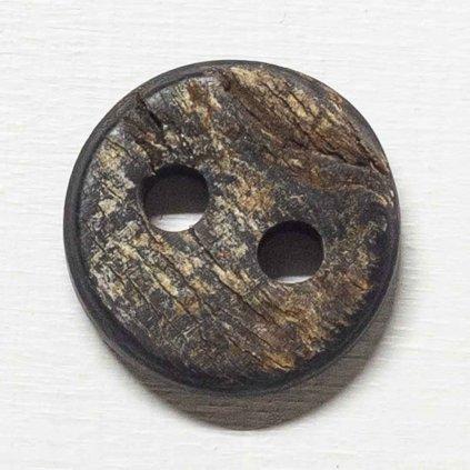 Knoflík Drops 535 - opalovaný 20 mm
