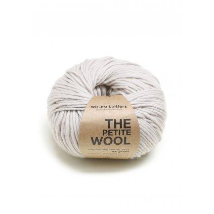 petite wool knitting skein 1