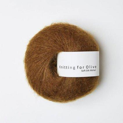 Knitting for olive SoftSilkMohair okkerbrun 0566 684883bc e377 4e75 a8e8 b9e3c0de5064 540x