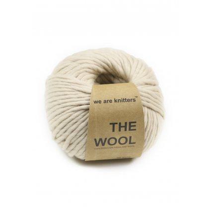 wool yarn balls sand 1