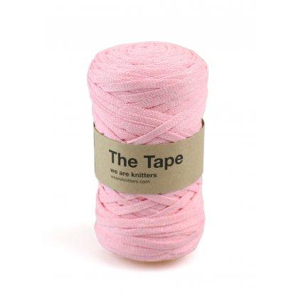 knitting skeins tape baby pink 01