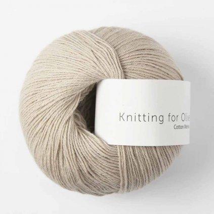 Knitting for Olive Cotton Merino - Piglet