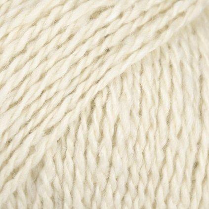 Drops Soft Tweed 01 - smetanová