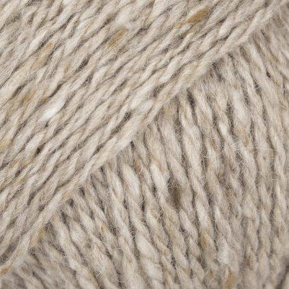 Drops Soft Tweed 03 - písek