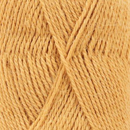 Drops Alpaca UNI 2923 - zlatá žlutá