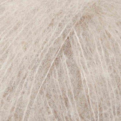 Brushed Alpaca Silk 04 - světlá béžová