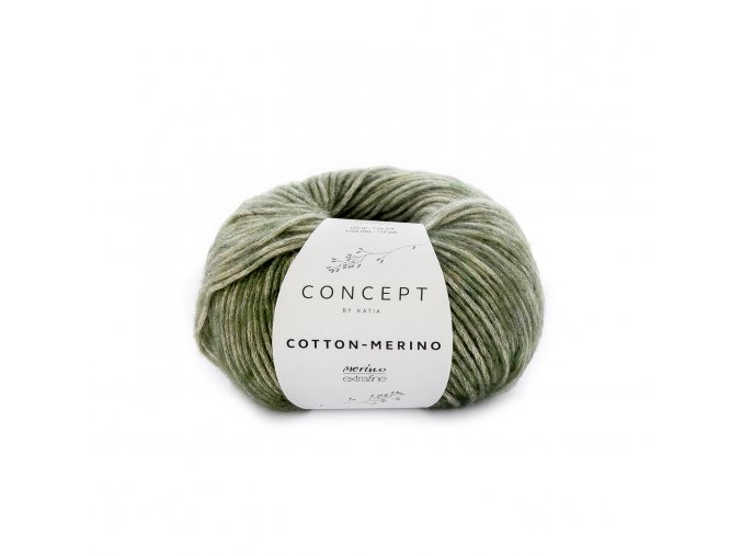 Katia COTTON MERINO PLUS 302 1