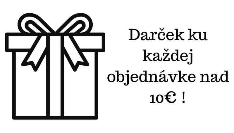 Darček k objednávke na VlnyTinka.sk!