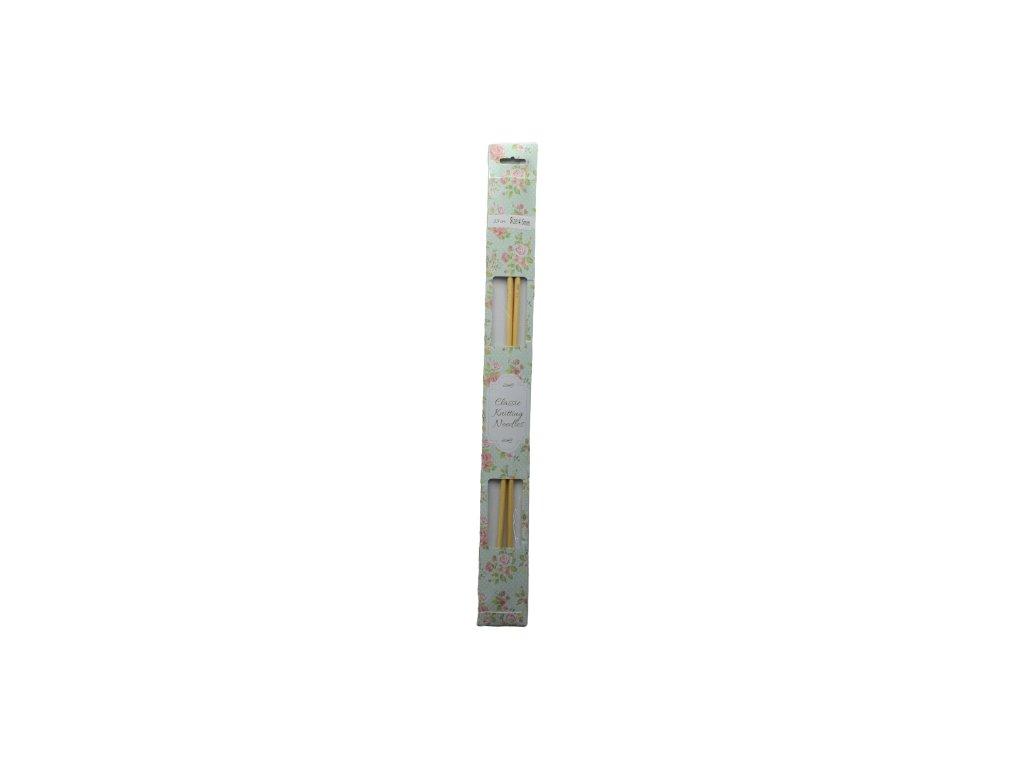 Bambusové pletacie ihlice